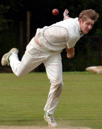 Harry Martin took five wickets on Saturday
