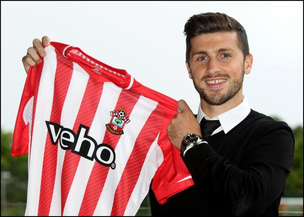 Shane Long arrives in Southampton today.