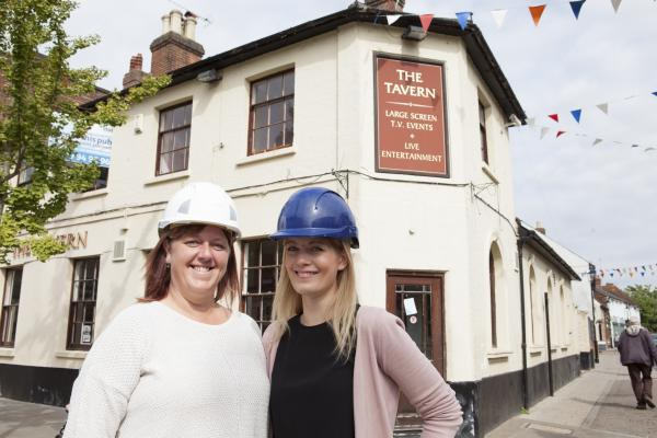 Carol Rickman and Liz Surplice will run the Phoenix, formerly, The Tavern