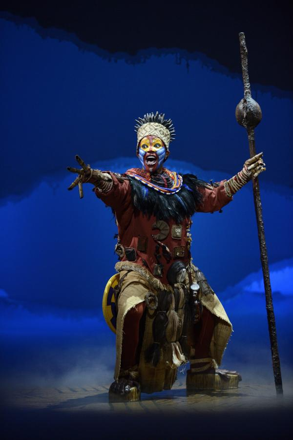 The Lion King at The Mayflower, Southampton