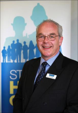 Hampshire Police and Crime Commissioner (PCC) Simon Hayes