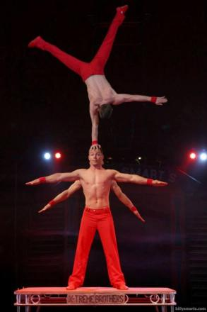 Join Billy Smart's Circus when it comes to Basingstoke!