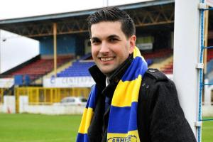 Simon Hood quits Basingstoke Town Football Club's board of directors