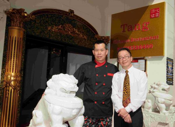 New restaurant brings an authentic taste of China to Basingstoke