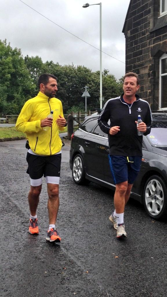 Benali joined by Le Tiss on Big Run