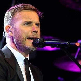 Gary Barlow was accused earlier this year of being involved i
