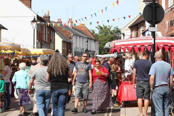 Basingstoke Gazette: Romsey Food Festival