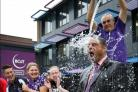 BCoT principal Anthony Bravo does Ice Bucket Challenge