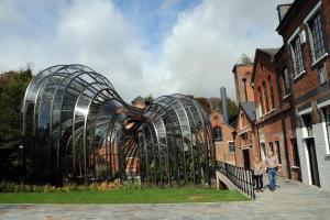 Emily Roberts goes behind the scenes at the Bombay Sapphire Distillery