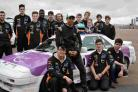 BCoT motorsport students