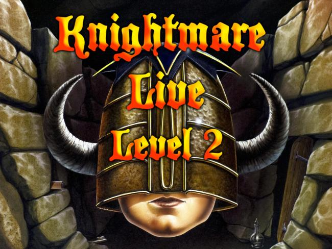 Cult Show Celebrating 1980s And 90s Childrens Programme Knightmare To Come Theatre Royal Winchester