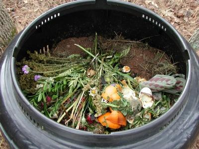 Hart residents urged to compost garden waste