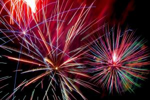 GUIDE: Firework season will soon be here - find out where you can see a show