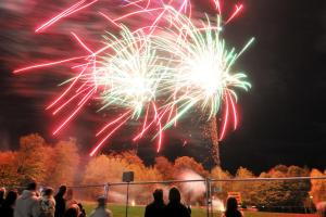 Annual fireworks display scrapped