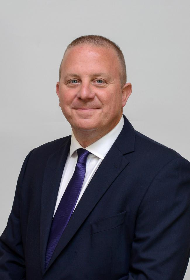 Tom Bateson, Connells New Homes Regional Director