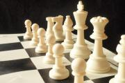 Chess players win first-round matches in Henshaw Tourney