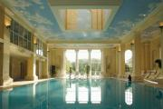 The pool at Chewton Glen