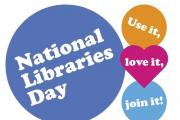 Celebrate National Libraries Day at Basingstoke Discovery Centre