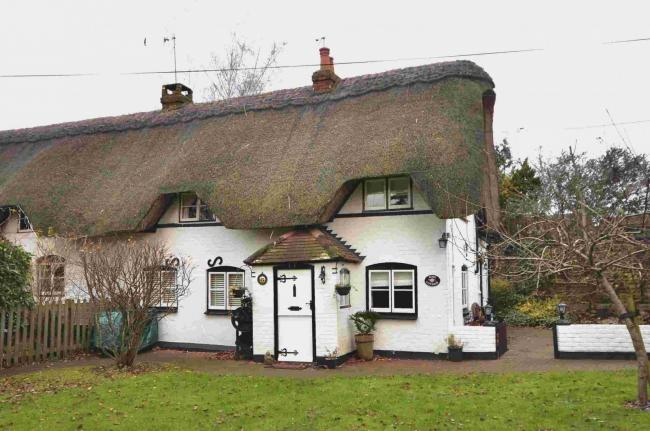 Rose Cottage, in Malthouse Lane, Tadley