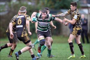 Winchester RFC still playing for pride - and coach expects a 'brave' performance