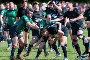 Andover Rugby Club seal second consecutive promotion