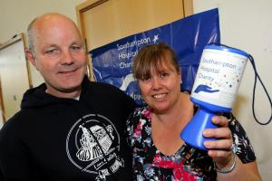 Basingstoke dad launches fundraising campaign in memory of son