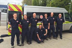 Hampshire firefighters to assist in Nepal earthquake relief efforts