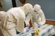 BCoT students take part in the forensic science event