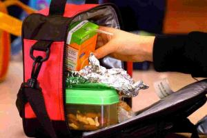 Mum slams new lunch box policy