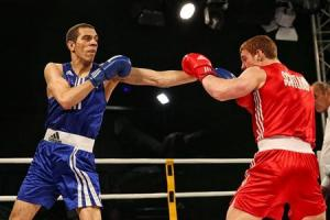 Basingstoke boxer Bryce Goodridge impresses on international debut