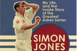 Sports Book Review - The Test by Simon Jones