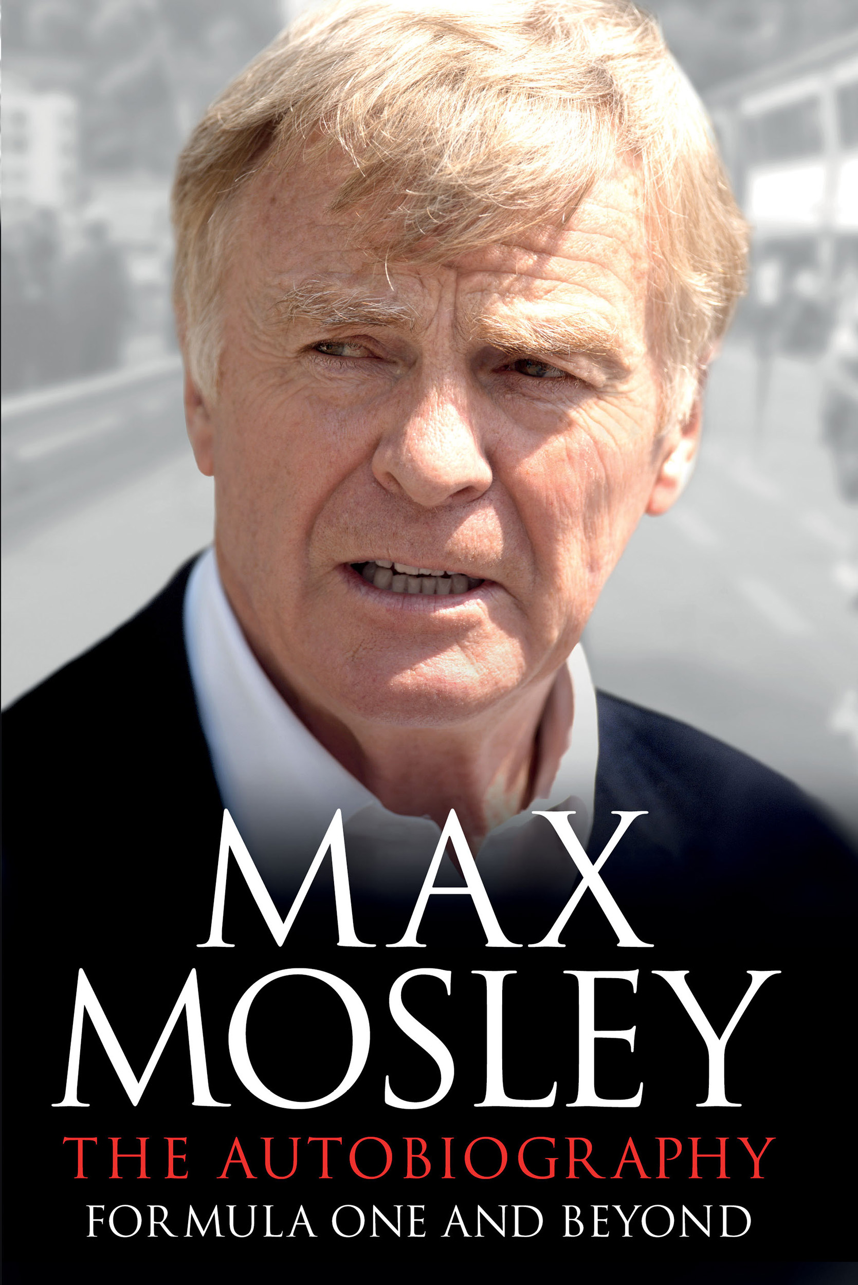 Sports Book Review - Max Mosley: Formula One and Beyond