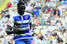 Hope Akpan has left Reading for Blackburn Rovers