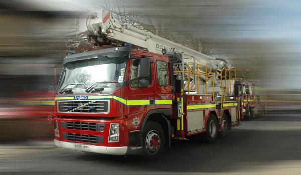 Upton Grey hay baler fire spreads to destroy 20 hectares