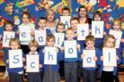 Buryfields Infant School in Odiham is trying to get healthy schools status