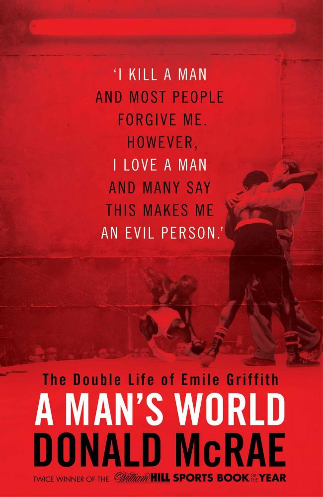 Sports Book Review - A Man's World
