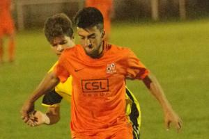 Hartley Wintney shock Banbury United in the FA Cup
