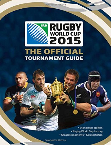 Sports Book Review - Rugby World Cup 2015 - The Official Tournament Guide