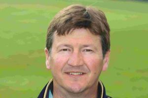 Bobby Parks steps down as Hants' academy director