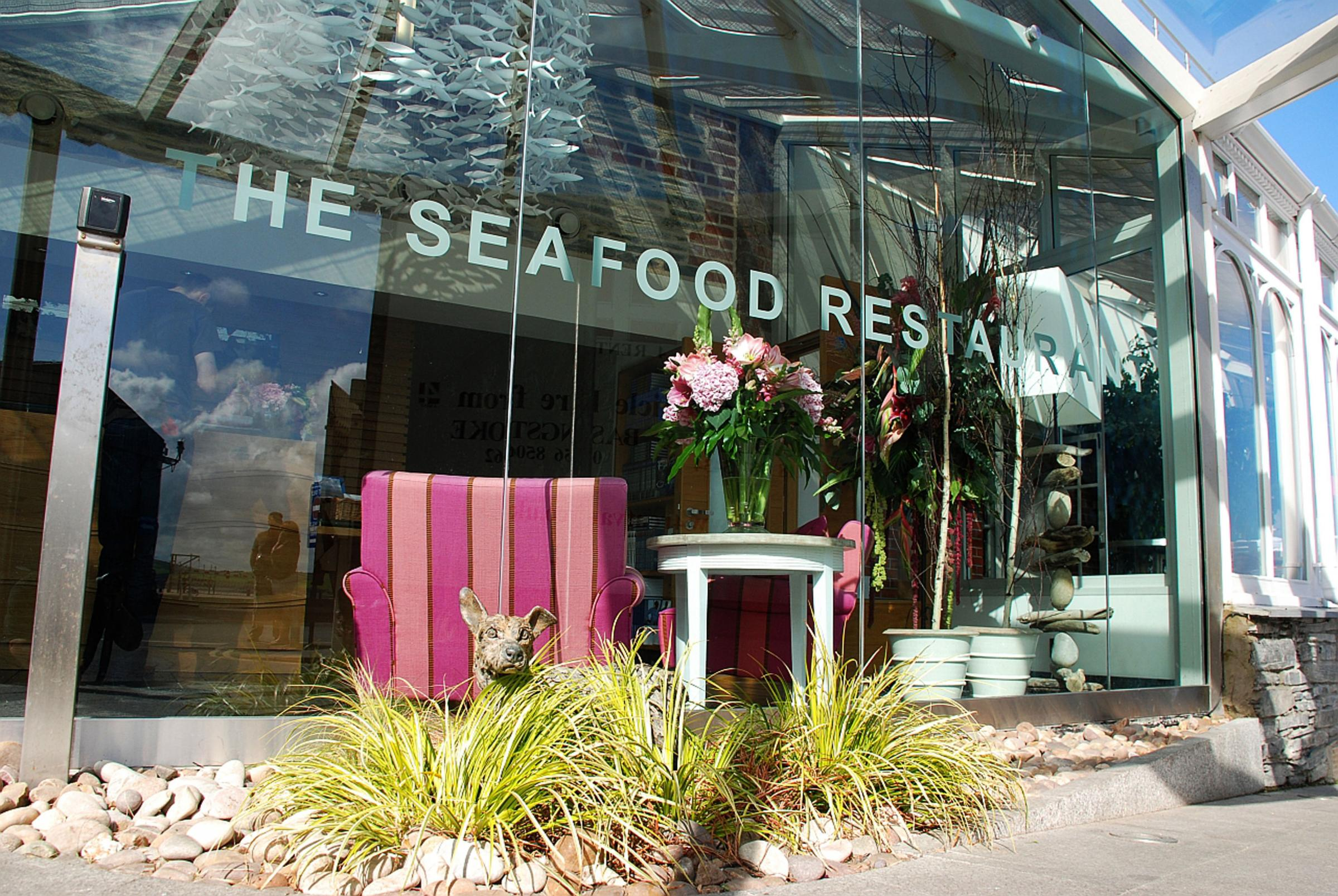 The Seafood Restaurant, Padstow