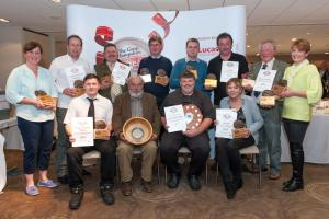Winners of Great Hampshire Sausage and Pie Competition announced