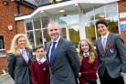 New school head pledges to enrich students' lives