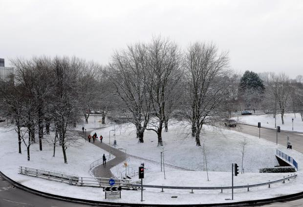 School Closures Across Basingstoke And North Hampshire As Snow Weather Warnings Are Issued