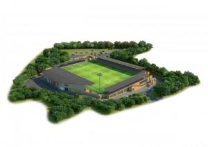 Basingstoke Gazette: Council rejects plans to build £10m football stadium