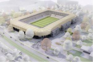 Eastleigh FC announce £10m stadium expansion plans