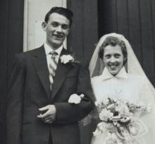 RON AND FLORRIE BALDWIN
