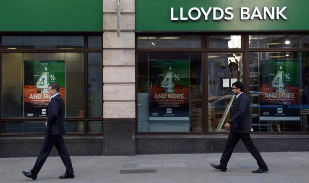 Lloyds Bank 'to cut more than 600 jobs'