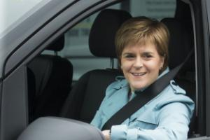 Sturgeon: Second vote on independence 'more likely than not'