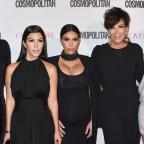 Basingstoke Gazette: Take cover Hollywood! A Kardashian movie could be in the pipeline
