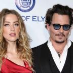 Basingstoke Gazette: Johnny Depp and Amber Heard in marriage split after just 15 months